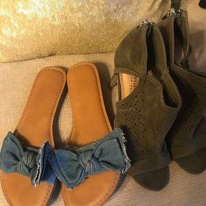 Shoe bundle size 6